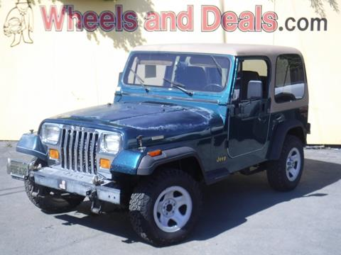 1995 Jeep Wrangler for sale in Santa Clara, CA