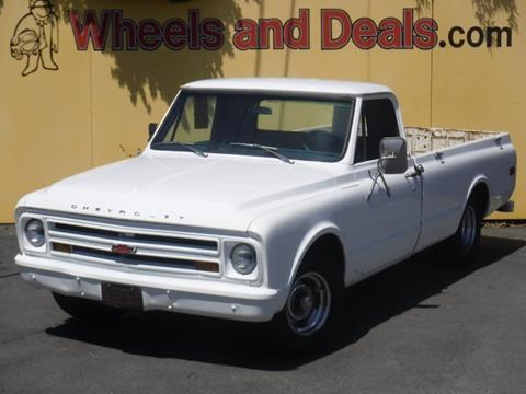 1967 Chevrolet C K 10 Series For Sale In Santa Clara Ca