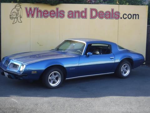 1975 Pontiac Firebird for sale in Santa Clara, CA