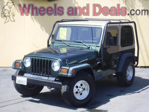 1997 Jeep Wrangler for sale in Santa Clara, CA