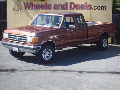 1987 Ford F-150 for sale in Santa Clara, CA