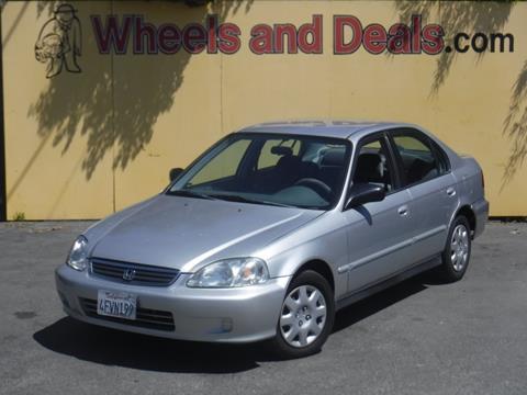 1999 Honda Civic for sale in Santa Clara, CA