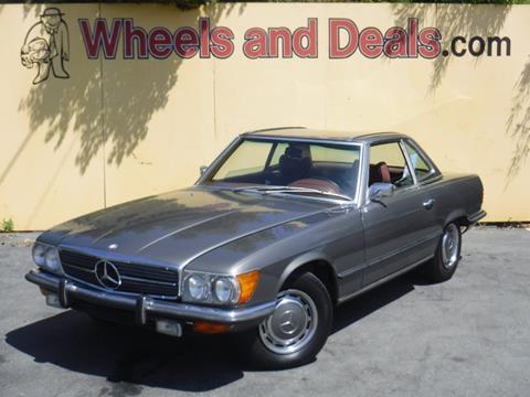 1972 Mercedes-Benz 350-Class for sale in Santa Clara, CA