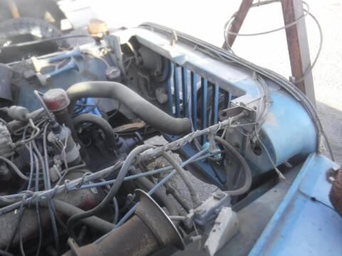 1972 Jeep CJ-5