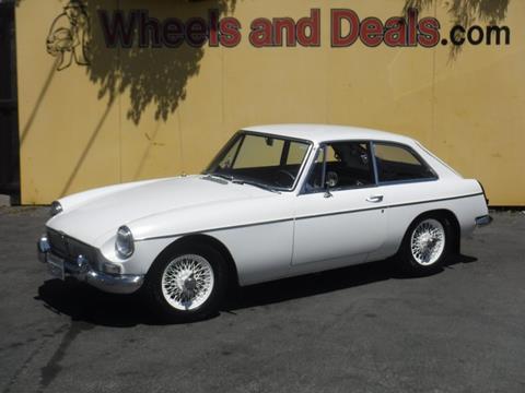 1967 MG MGB for sale in Santa Clara, CA