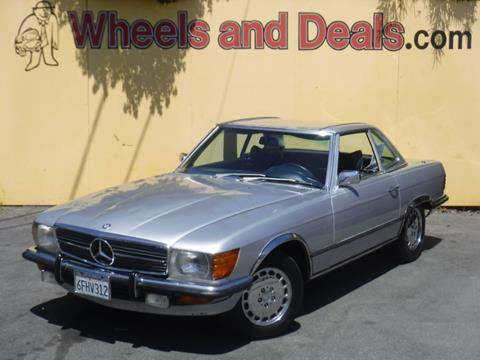 1973 Mercedes-Benz 450-Class for sale in Santa Clara, CA