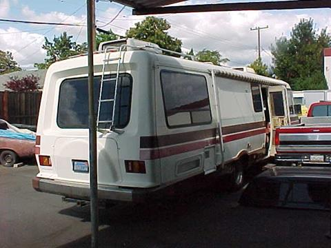 1985 Chevrolet Motorhome Chassis for sale in Santa Clara, CA