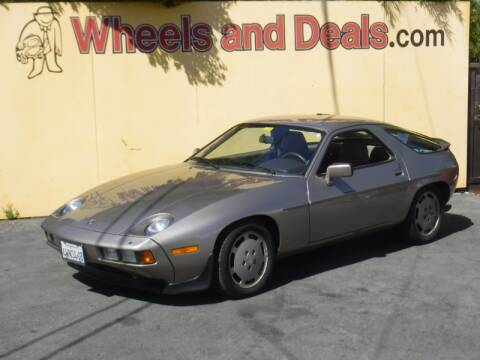 1984 Porsche 928 For Sale In Santa Clara Ca