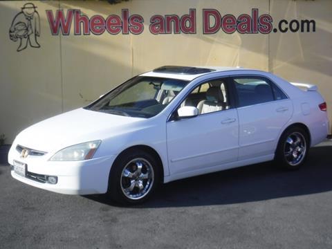 2004 Honda Accord for sale in Santa Clara, CA