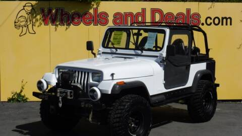 1994 Jeep Wrangler for sale in Santa Clara, CA