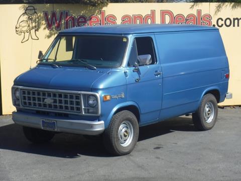1980 Chevrolet G20 for sale in Santa Clara, CA