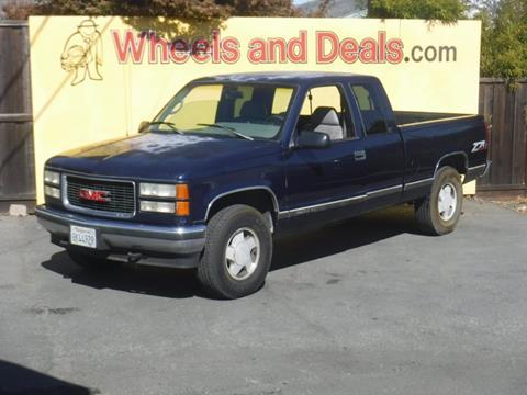 1996 GMC Sierra 1500 for sale in Santa Clara, CA