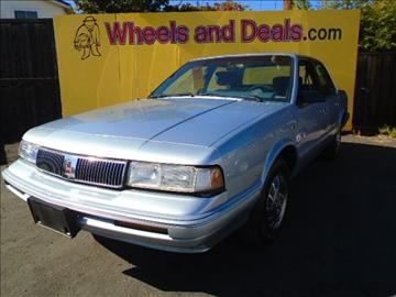 1995 Oldsmobile Ciera for sale in Santa Clara, CA