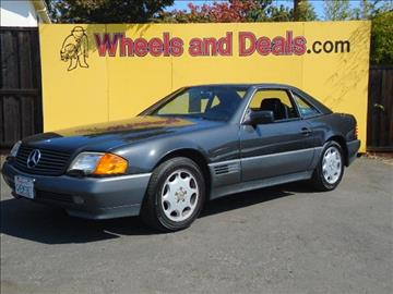 1994 Mercedes-Benz SL-Class for sale in Santa Clara, CA