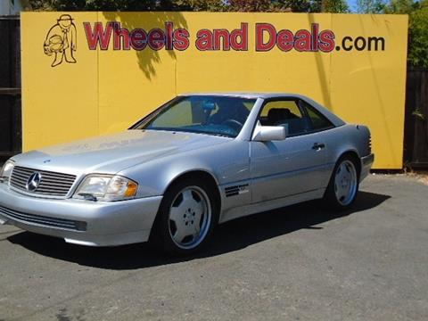 1994 Mercedes-Benz SL-Class for sale in Santa Clara, CA