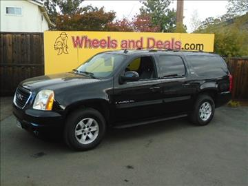2007 GMC Yukon XL for sale in Santa Clara, CA