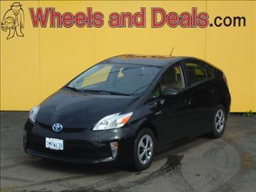 2015 Toyota Prius for sale in Santa Clara, CA