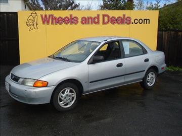 1998 Mazda Protege for sale in Santa Clara, CA