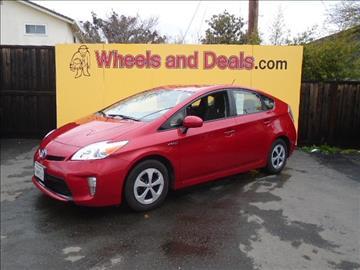 2014 Toyota Prius for sale in Santa Clara, CA