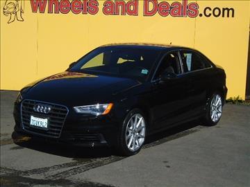 2015 Audi A3 for sale in Santa Clara, CA