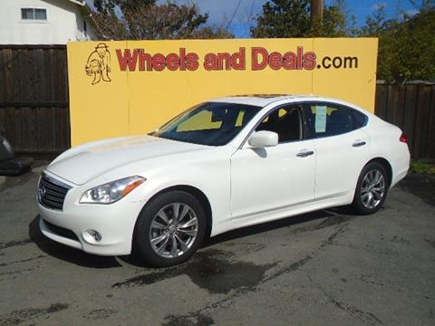 2013 Infiniti M37 for sale in Santa Clara, CA
