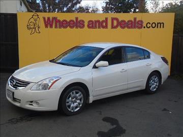 2012 Nissan Altima for sale in Santa Clara, CA