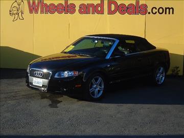 2007 Audi A4 for sale in Santa Clara, CA