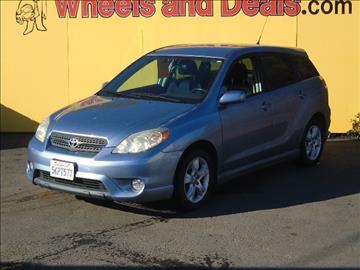 2005 Toyota Matrix for sale in Santa Clara, CA