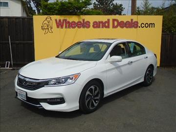 2016 Honda Accord for sale in Santa Clara, CA