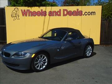 2007 BMW Z4 for sale in Santa Clara, CA