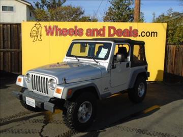2006 Jeep Wrangler for sale in Santa Clara, CA