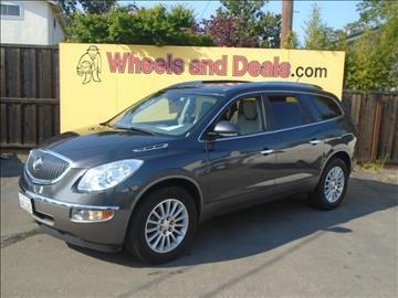 2012 Buick Enclave for sale in Santa Clara, CA