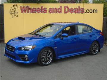 2016 Subaru WRX for sale in Santa Clara, CA