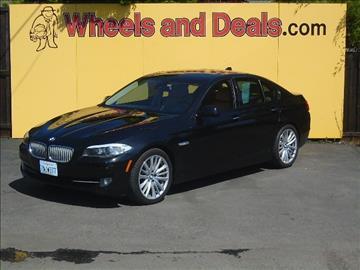 2011 BMW 5 Series for sale in Santa Clara, CA