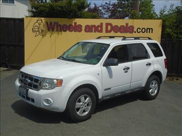 2008 Ford Escape for sale in Santa Clara, CA