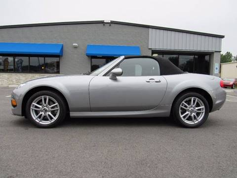 2014 Mazda MX-5 Miata for sale in Albemarle, NC