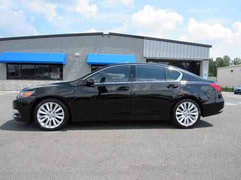2014 Acura RLX for sale in Albemarle, NC