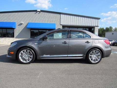 2012 Suzuki Kizashi for sale in Albemarle, NC