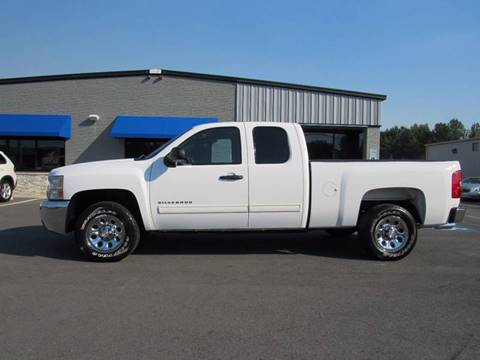2012 Chevrolet Silverado 1500 for sale in Albemarle, NC