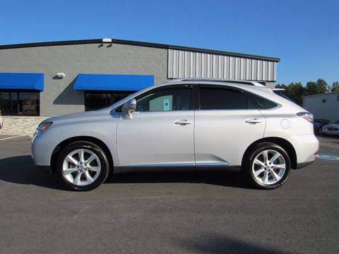2010 Lexus RX 350 for sale in Albemarle, NC
