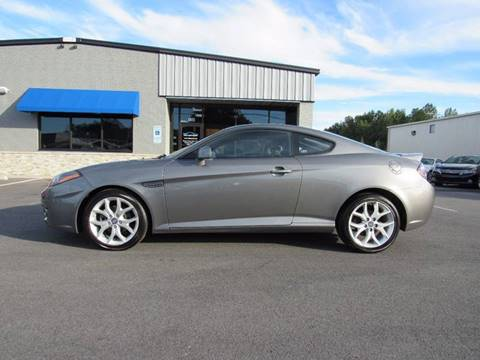 2008 Hyundai Tiburon for sale in Albemarle, NC
