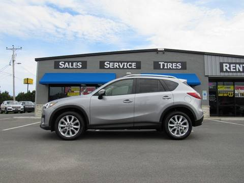 2015 Mazda CX-5 for sale in Albemarle, NC