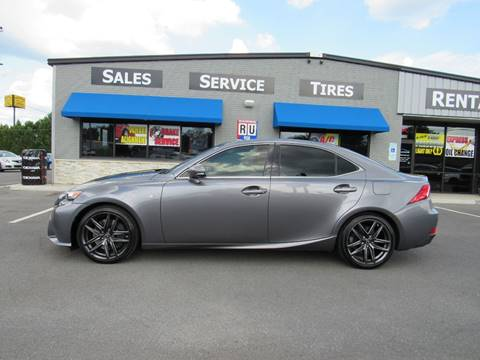 Used Lexus Is 350 >> Used Lexus Is 350 For Sale In North Carolina Carsforsale Com