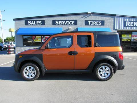 2007 Honda Element for sale in Albemarle, NC
