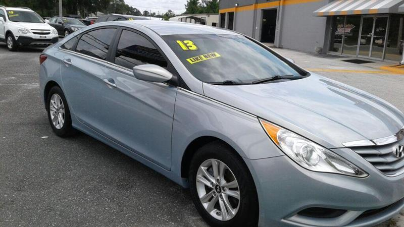 2013 Hyundai Sonata GLS 4dr Sedan - Lake City FL