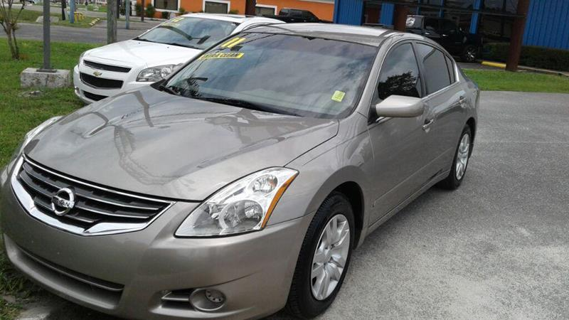 2011 Nissan Altima S - Lake City FL