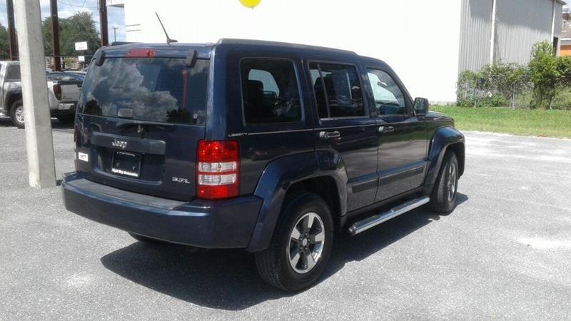 2008 Jeep Liberty 4x2 Sport 4dr SUV - Lake City FL