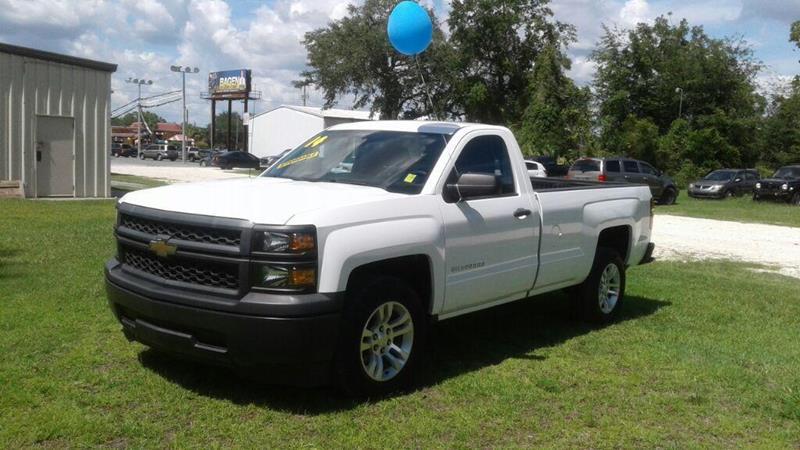 2014 Chevrolet Silverado 1500 W/T - Lake City FL