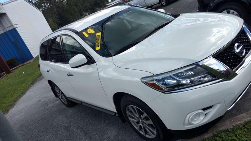2014 Nissan Pathfinder SL 4dr SUV - Lake City FL