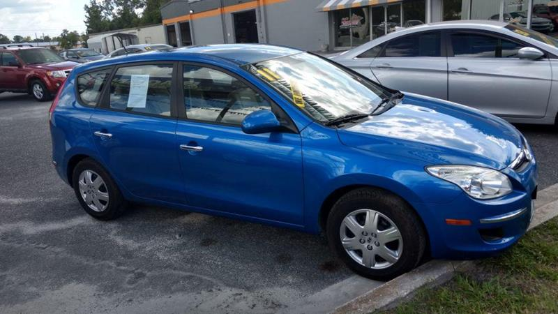 2011 Hyundai Elantra Touring GLS 4dr Wagon - Lake City FL